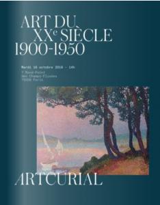 Art du XXe siècle 1900-1950