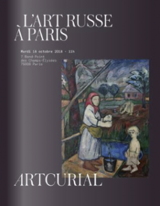 L'Art Russe à Paris