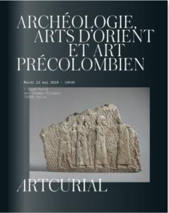 Archéologie, Arts d'Orient & Art Précolombien